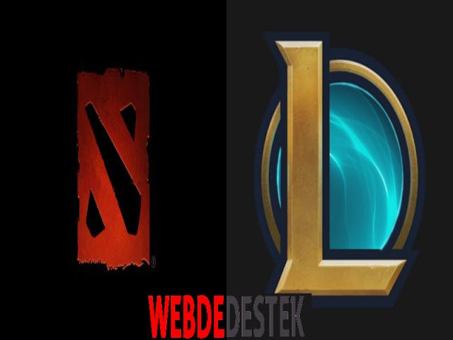 League of Legends ile Dota arasındaki farklar