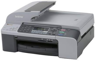 Brother MFC-5460CN Driver Downloads