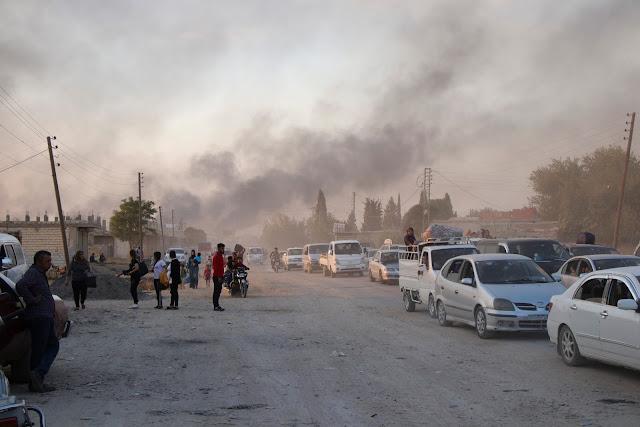 UE insta a Turquía a detener su operación en Siria