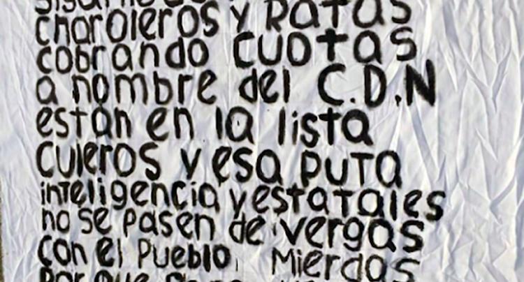 """Tamaulipas: """"Aliniense a un verdadero cartel, dicen Zetas del CDN en Narcomantas en Ciudad Victoria y Mante."""