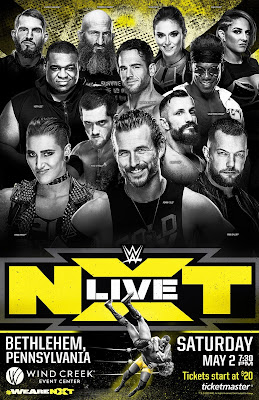WWE NXT 13 April 2021 720p WEBRip 770MB