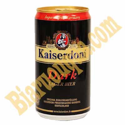 Bia lon Kaiserdom Dark Lager