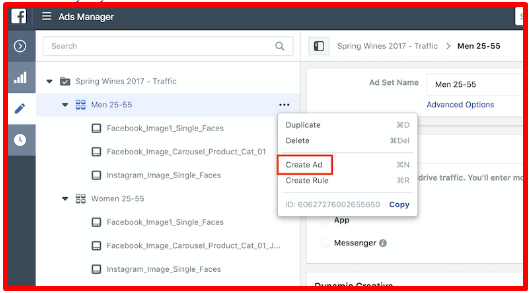 Creating Facebook Ads