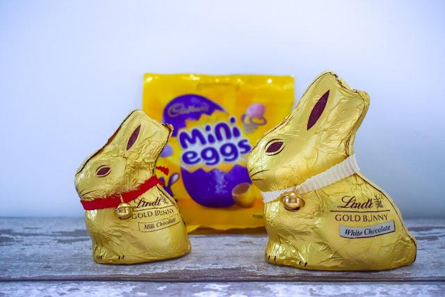 April favourites - Easter chocolates