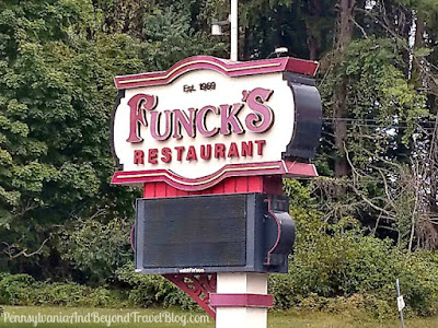 Funck's Restaurant in Annville Pennsylvania