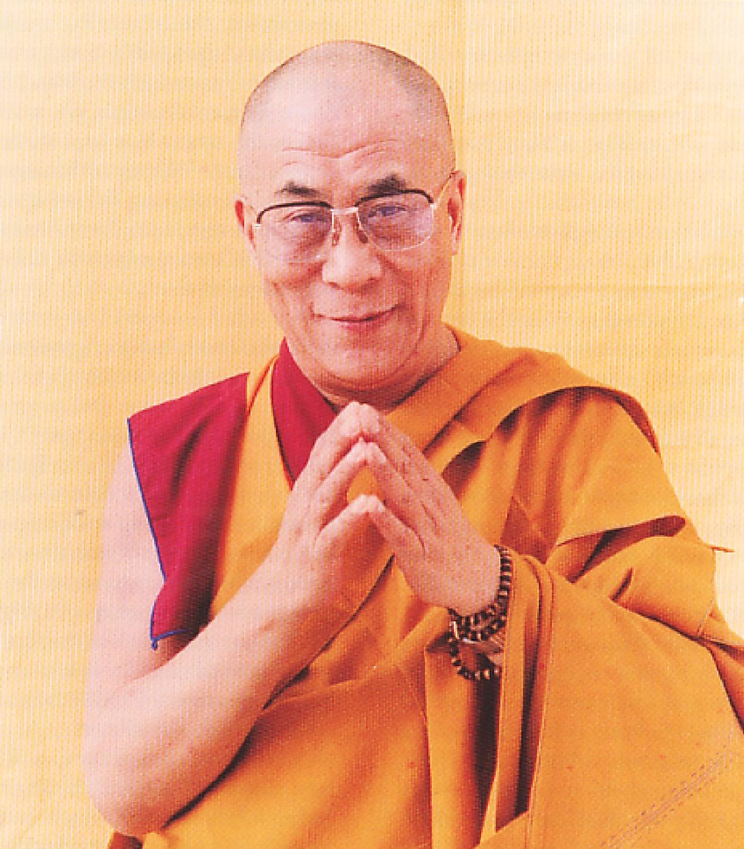 His Holiness Dalai Lama wallpaper