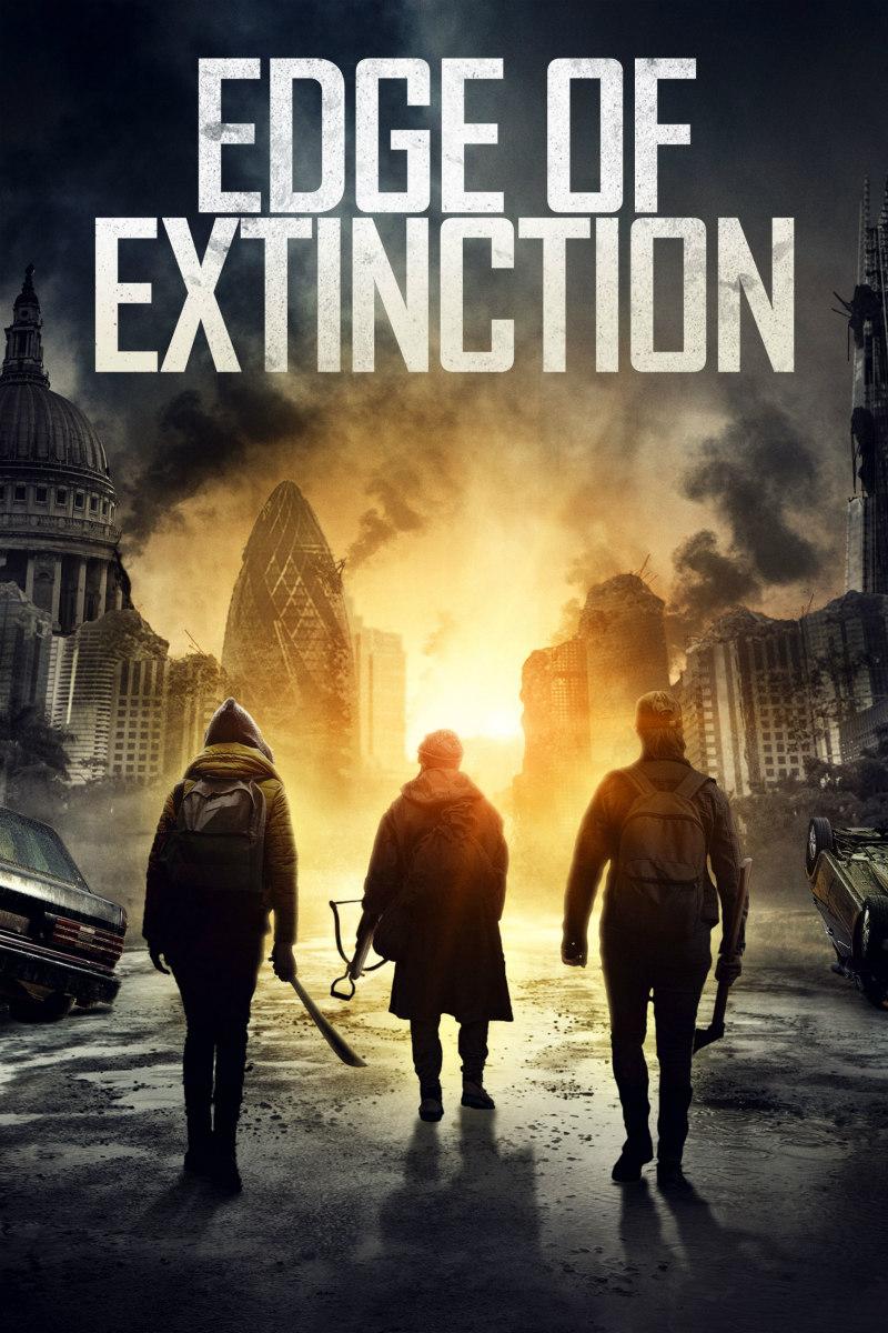Edge of Extinction movie poster