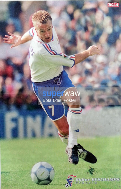 Poster Didier Deschamps (Prancis)