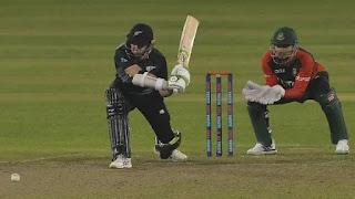 Bangladesh vs New Zealand 5th T20I 2021 Highlights