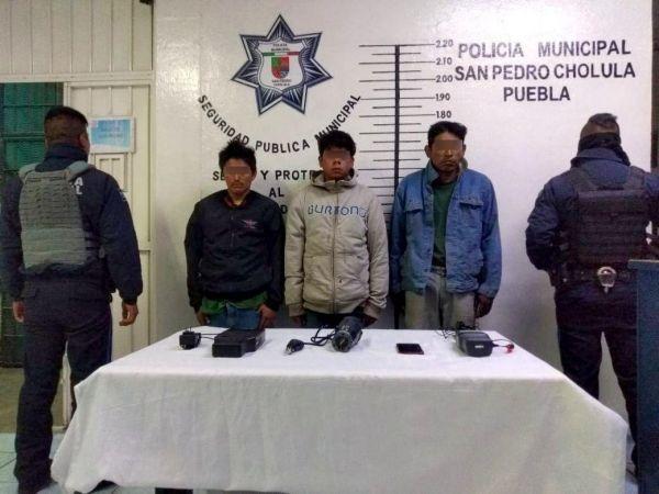 Recupera policía municipal de unidad robada y con 60 mil litros de hidrocarburo