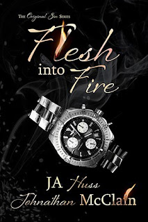 Excerpt: Flesh Into Fire by JA Huss & Johnathan McClain
