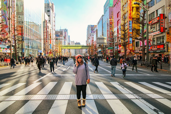 Akihabara Tokyo Japan Travel Blog