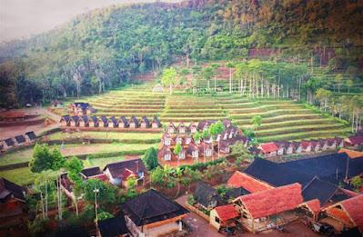 Kampung Sukamulya Desa Sirnaresmi, Kecamatan Cisolok