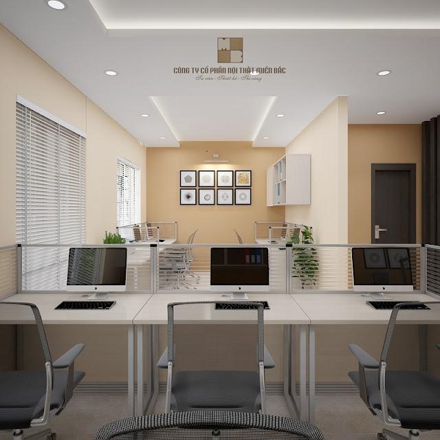 Mẫu bàn làm việc văn phòng mang đến nét đẹp tinh tế nhất cho căn phòng làm việc hiệu quả