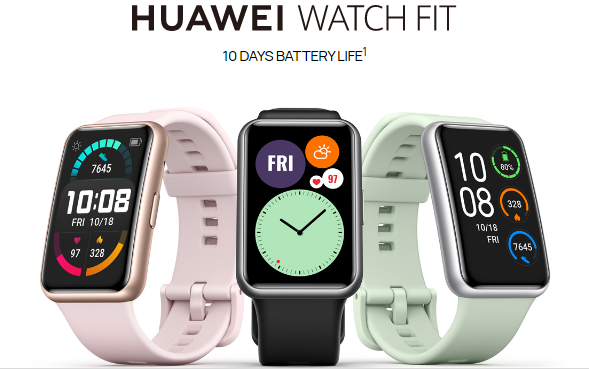 HUAWEI WATCH FIT Specification