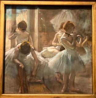 Danseuses par Edgar Degas