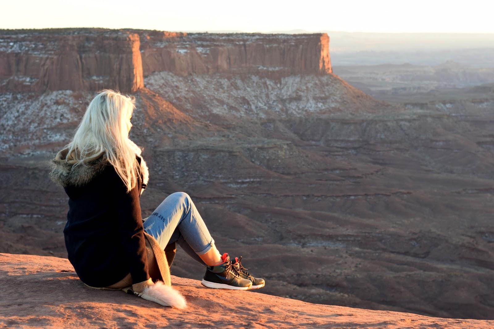 canyonland, utah, national park, hike, german blondy