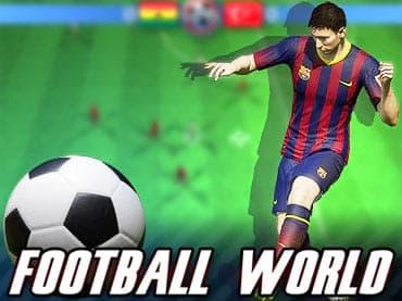 تحميل لعبة كرة القدم Football World 2020 للكمبيوتر
