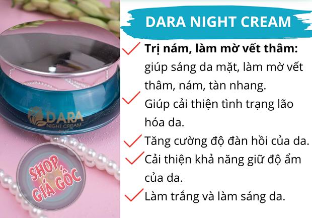 Dara Night Cream