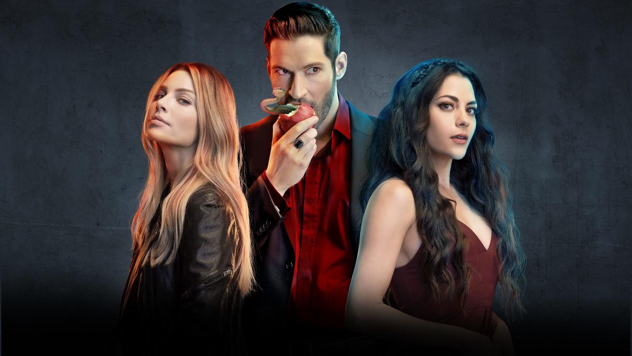 Lucifer, Lucyfer, sezon 4, Netflix, recenzja, serial, Chloe, Eve, Tom Ellis, najlepsze seriale, najgorsze seriale, maj 2019