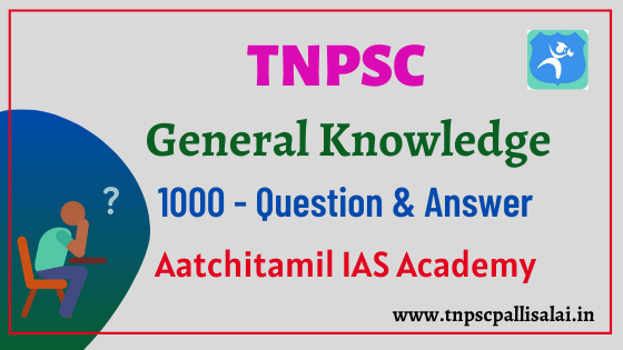 General Knowledge 1000 Question and Answer