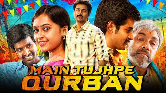 Main Tujhpe Qurban 2019 Hindi Dubbed 350MB HDRip 480p