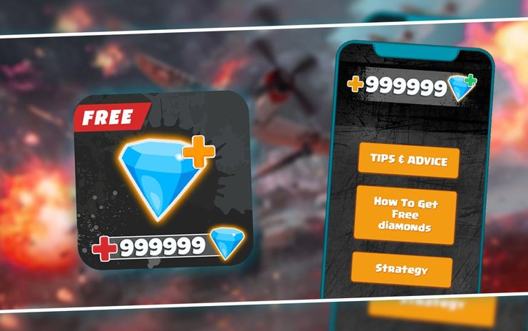 Hack Free Fire Diamonds 99999 Without Human Verification
