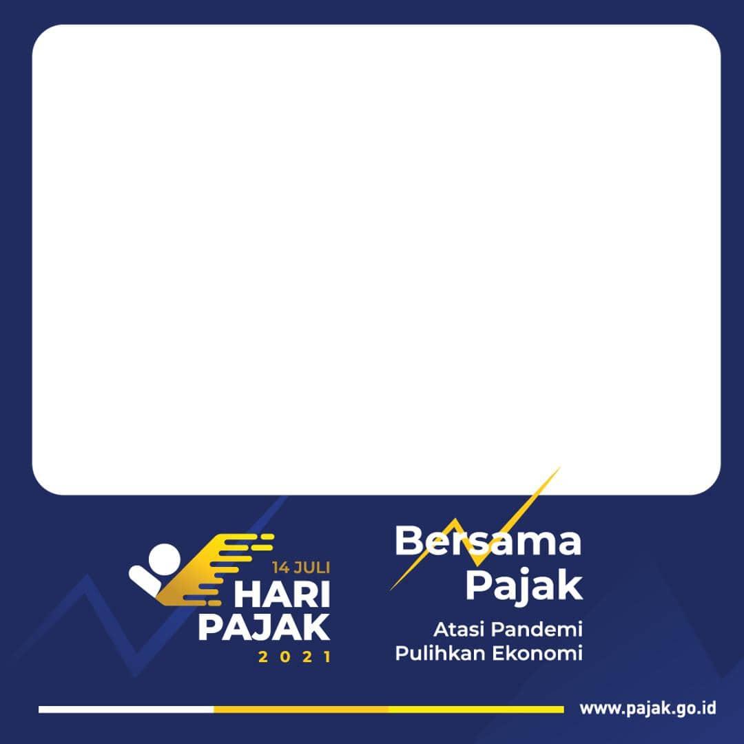 Link Download Bingkai Twibbon Hari Pajak 2021