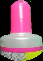 owash e Pre Shampoo 2 em 1 Top To de cacho da Salon Line (Tratamento pra arrasar) Liberado para Shampoo Leve e Sem Shampoo