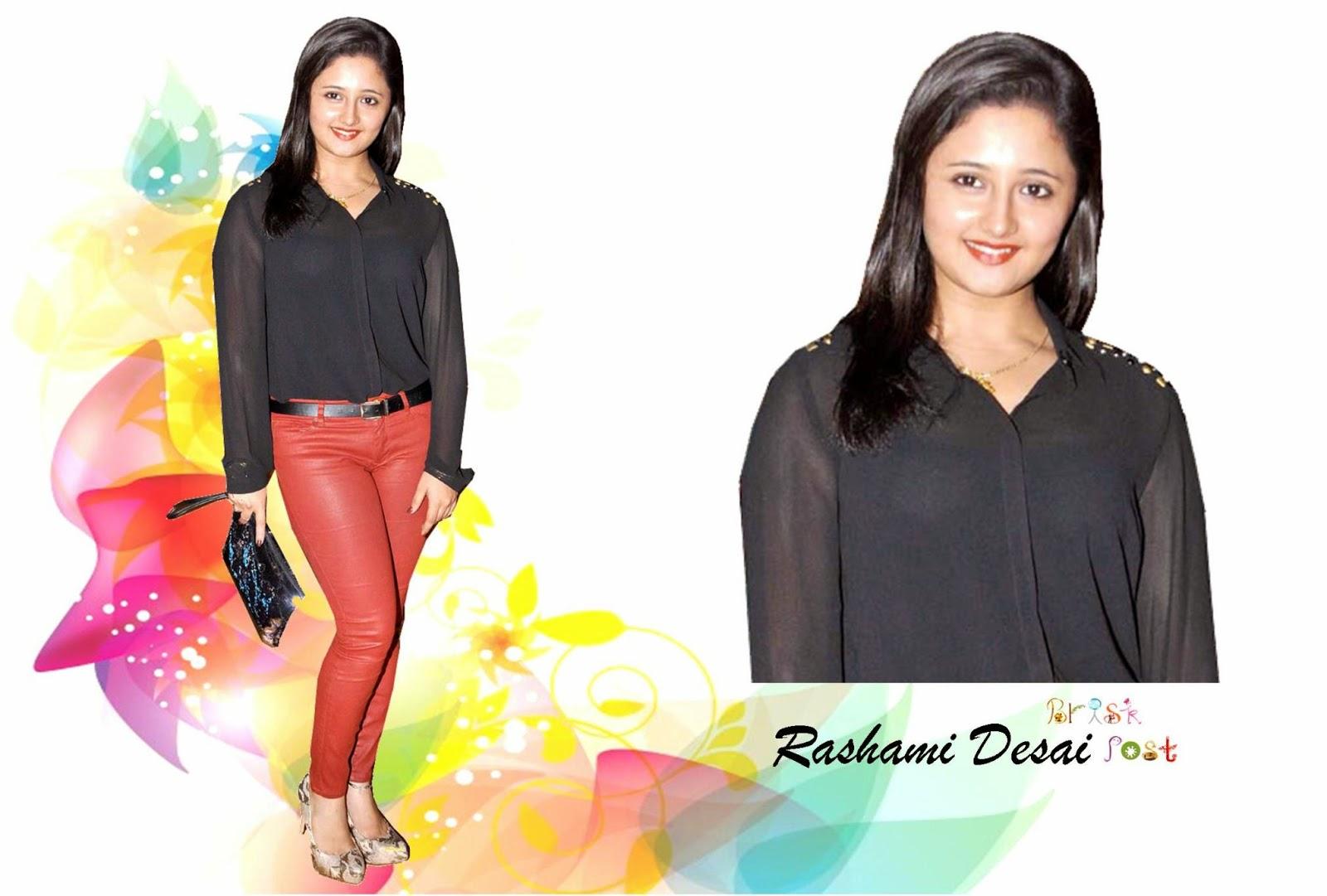 Rashami Desai Wallpaper