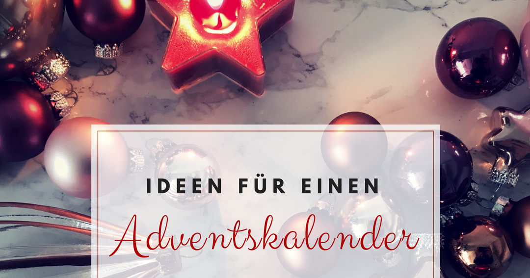 my and your face ideen f r einen adventskalender. Black Bedroom Furniture Sets. Home Design Ideas
