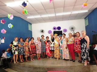 Atividades variadas marcam Semana do Idoso em Registro-SP