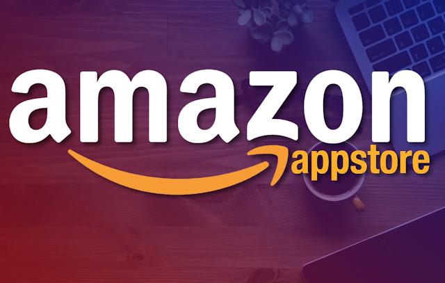 1. متجر تطبيقات أمازون - Amazon app store