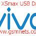 Vivo X5max USB Driver Download
