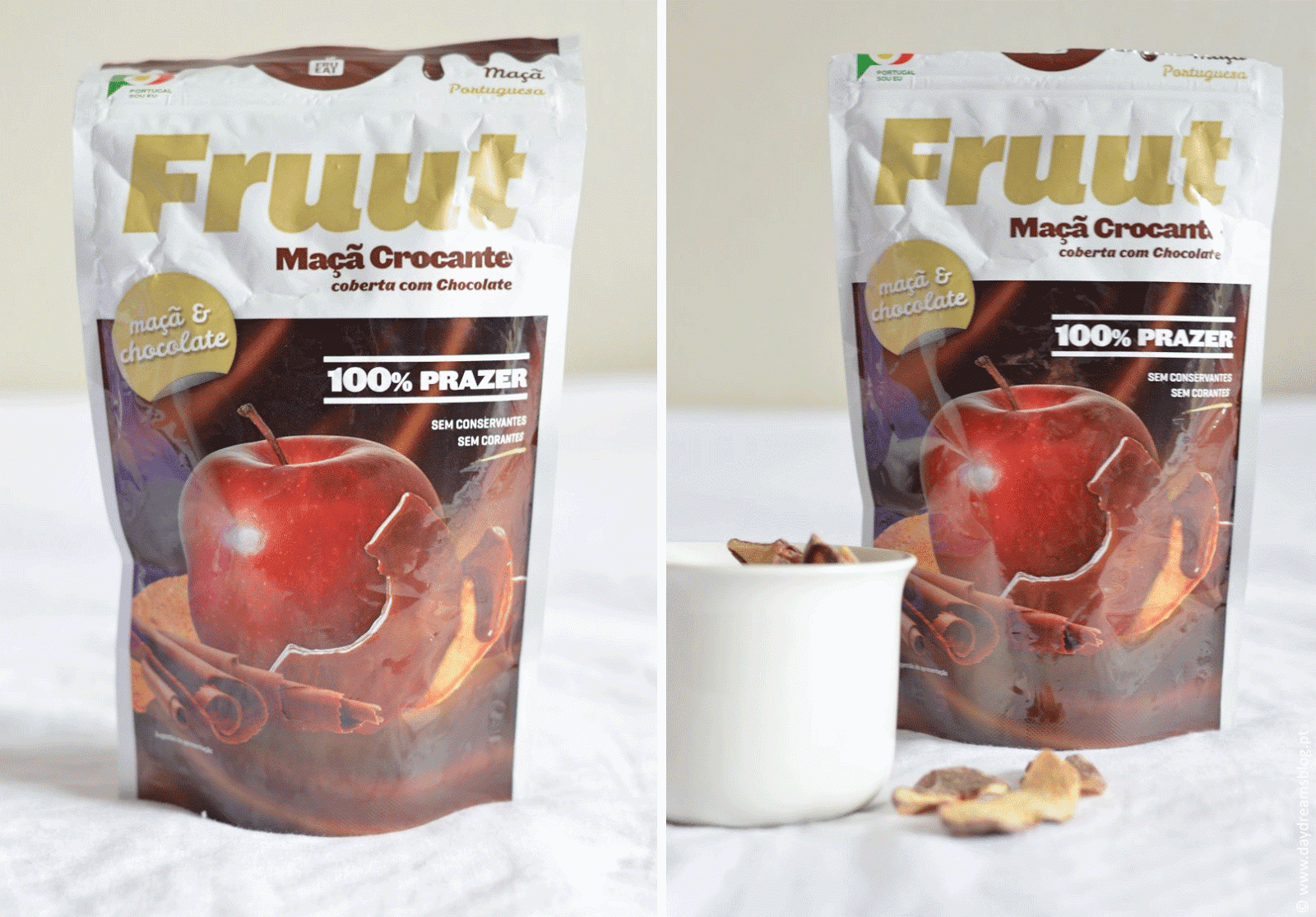 Fruut Maçã & Chocolate