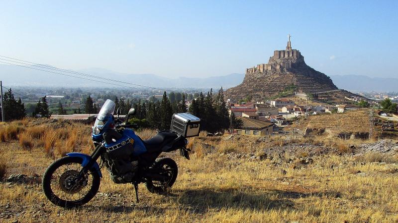 CASTILLOS DE MONTEAGUDO