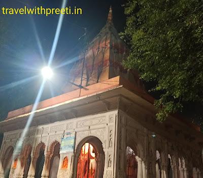 नाग वासुकी मंदिर इलाहाबाद (प्रयागराज) - Nag Vasuki Temple Allahabad (Prayagraj)