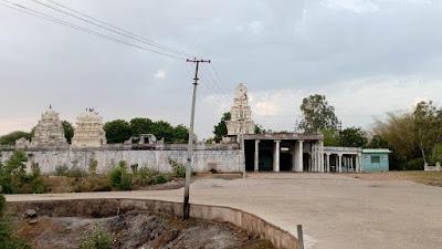 Vilvavaneswarar Temple Nallur Cuddalore