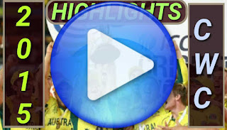 icc cricket world cup 2015 matches highlights online