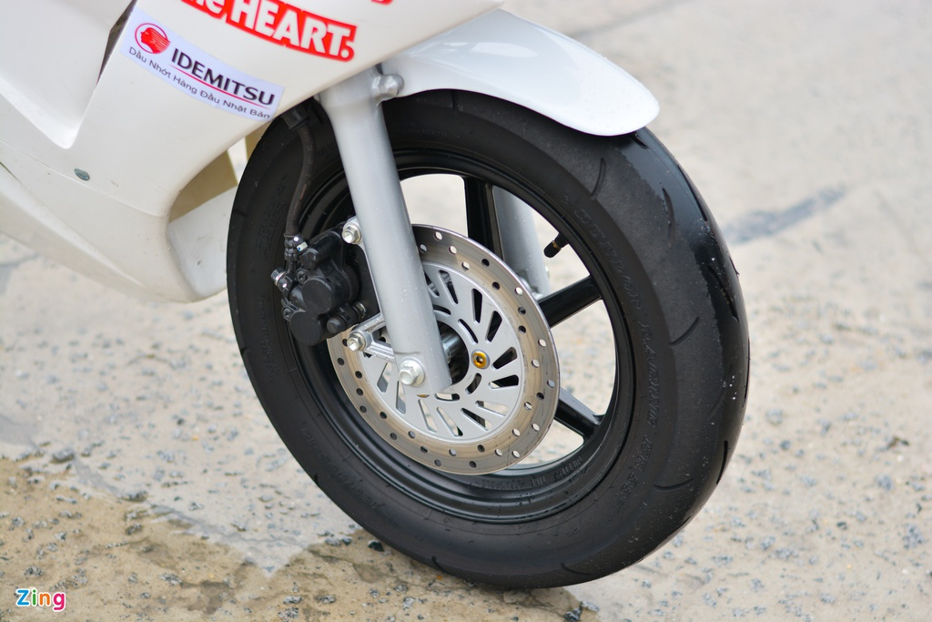 Khám phá môtô hạng nghiệp dư cho các tay đua 15 tuổi tại VN