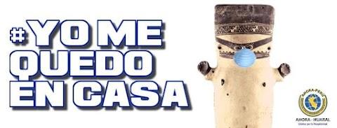 """AHORA Huaral propone """"Saludo Cuchimilco"""" para evitar contagios del coronavirus"""