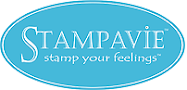 I am proud to be a member of the Design Team for Stampavie