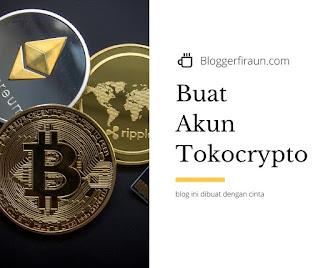 aplikasi Tokocrypto