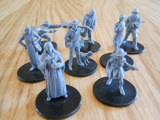 Mansions of Madness heroes