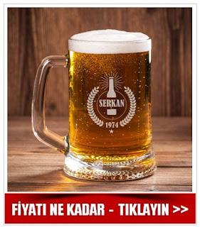 Özel Bira Bardağı