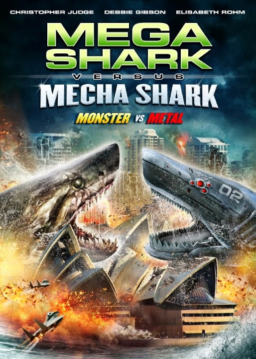 Mega Shark vs Mecha Shark (2014) BluRay 720p