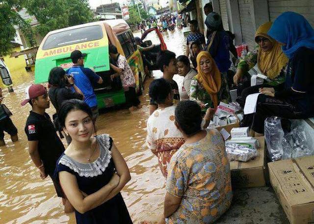 5 Daftar Penyakit Yang Bisa Timbul Saat Bertempat di Daerah Banjir
