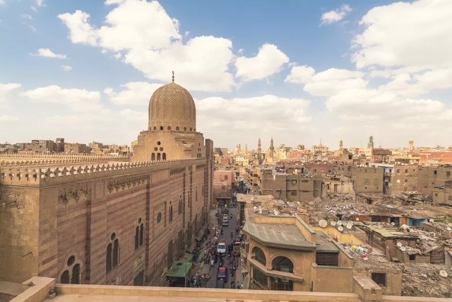 A general guide to visit Cairo, Egypt