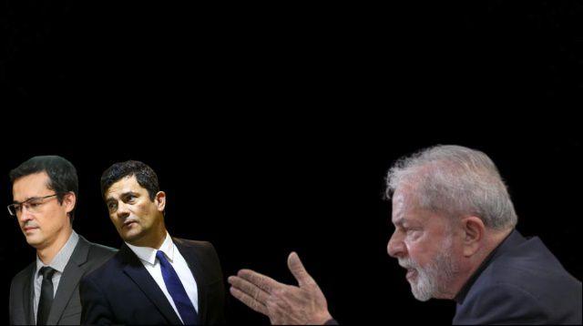 TRF, Moro, Lava Jato e Globo querem Lula preso. Veja as novas mensagens da Vaza Jato