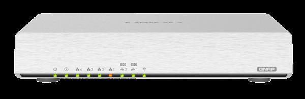 QNAP Lança o QHora-301W - um Router SD-WAN de Próxima Geração com Duas Portas 10GbE, Wi-Fi 6 e Processador Qualcomm IPQ8072A
